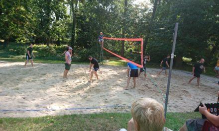 Volleyballtunier zum 30. Schönfelder Heimatfest